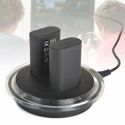 For XBox One Charge and Play Kit Rechargeable Battery & Charging Dock Station