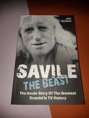 Paperback books non fiction Jimmy Savile the beast