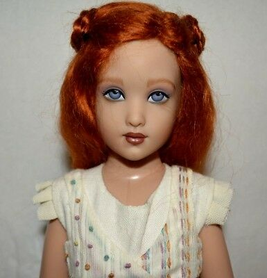 Kish Doll Creamsicle Lark Helen Kish Articulated Limited Edition of 500