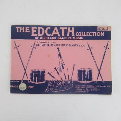 The Edcath Collection of Highland Bagpipe Music: Book 2 -  Sheet Music Paperback