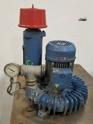 "Regenerative Ring Compressor Blower  ""Shipping Available"" #3396SR"