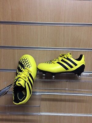 Boys Infants Uk 11.5  Adidas Incurza SG Rugby Boot Brand New RRP£45