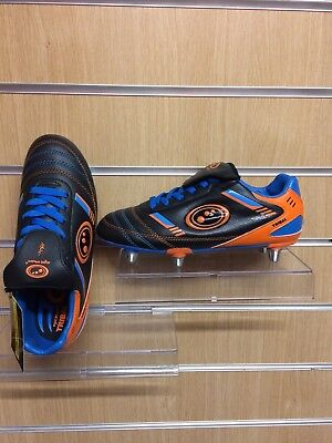 Boys Uk 5 Optimum Tribal Rugby Boot Brand New RRP£30