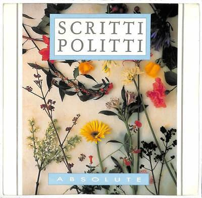 "Scritti Politti - Absolute - 7"" Record Single"