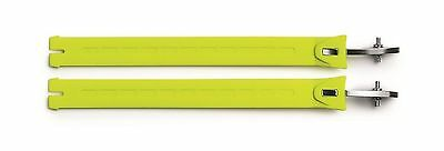 Sidi Crossfire SRS 2 Charger Boot Strap Set Yellow Spare Part #45 Extra Long
