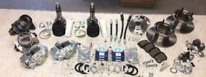 "Classic Mini Cooper S 7.5"" Drum To Disc Brake Conversion Kit"