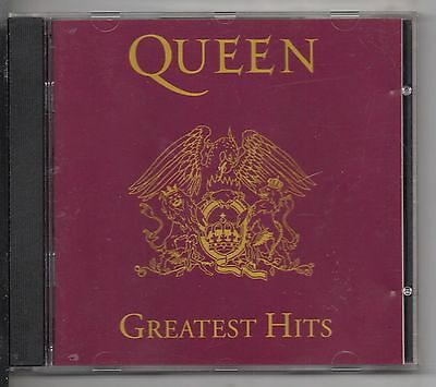 Queen - Greatest Hits (CD, 1992, Hollywood)
