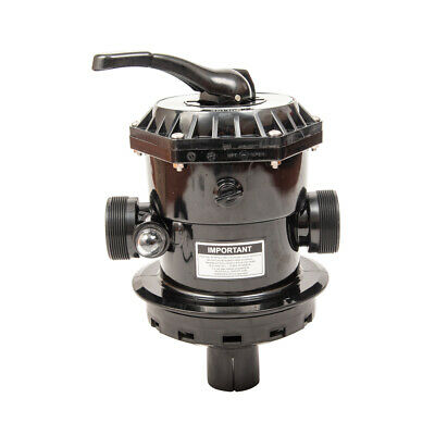 Replacement 6 Way Multi-Port Valve for Pooline Sand Filter Model 11400 to 11600
