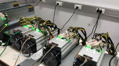 Bitcoin Mining Contract Antminer S9 14Th/s 24H