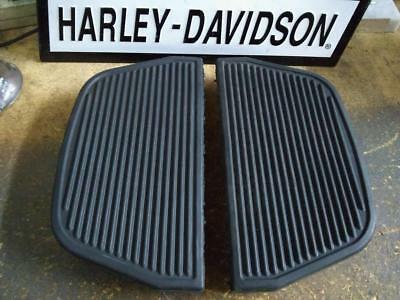 HARLEY NOS ELECTRA ROAD STREET GLIDE SOFTAIL PASSENGER footboard ULTRA FL RUBBER
