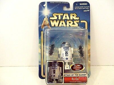 Star Wars Attack Of The Clones  R2- D2