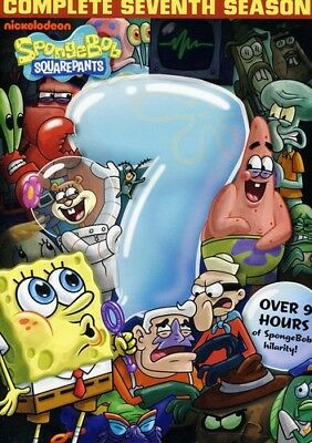 SpongeBob SquarePants: The Complete 7th Season [4 Discs] (DVD Used Very Good)