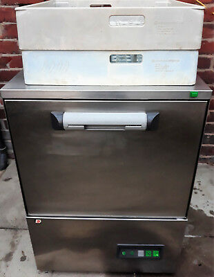 Commercial Stainless Steel Dishwasher