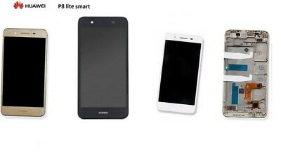 Lcd Display Huawei P8 Lite Smart Vetro Touch Screen  Frame Originale Tag-L01