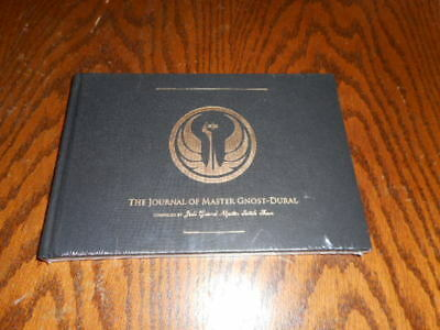 The Journal of Master Gnost-Dural *UNOPENED*