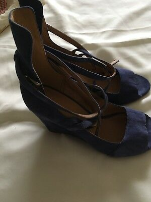 clarks sandals size 6 used