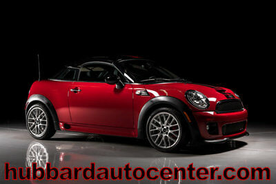 2014 MINI John Cooper Works Cooper Coupe 2014 John Cooper Works. Loaded w/ Equipment, Low Miles, Clean Carfax!