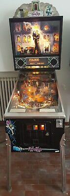 Flipper Addams Family Bally Pinball