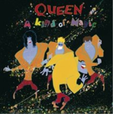 Queen-A Kind of Magic CD NUOVO