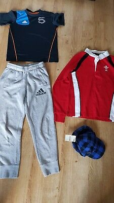 Boys bundle winter clothes age 9-10 years. New and used .Perfect condition