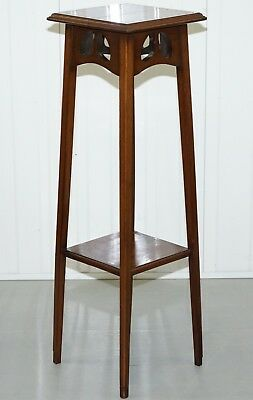 Arts And Crafts Liberty's London Jardiniere Plant Bust Stand Archibald Knox