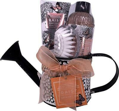 Mystical Daisy Body 3pc Gift Set in Watering Can