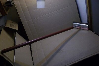 """Mallory Truck Squeegee Window Washer Squeegee 30"""" Handle Long Heavy Duty New #4"""
