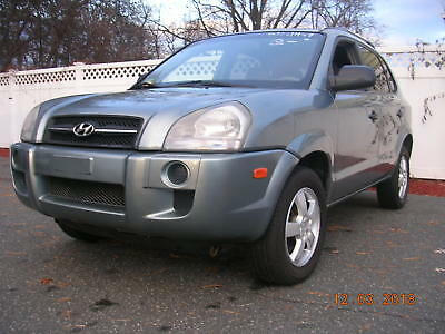 2007 Hyundai Tucson  BANK REPOSSESSION / NO RESERVE / BELOW WHOLESALE