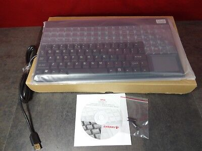 Cherry SPOS G86 61410EUADAA Qwerty POS USB Keyboard w/ Touch-Pad