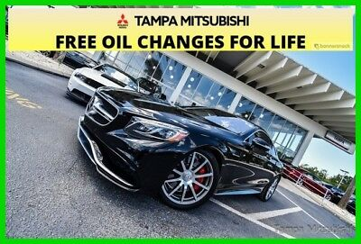 2015 Mercedes-Benz S-Class S 63 AMG® 4MATIC® COUPE ~~ MUST SEE ~~ 2015 S 63 AMG 4MATIC Used Turbo 5.5L V8 32V Automatic 4MATIC Coupe Premium