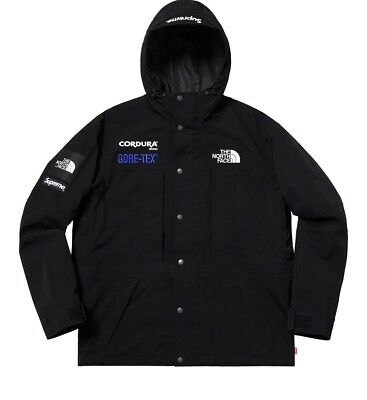 214bc42dba Supreme X The North Face Expedition Jacket MEDIUM Black Supreme The North  Face