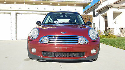 2007 Mini Cooper Sport 2007 Mini Cooper R56 Sport 6 Speed Manual