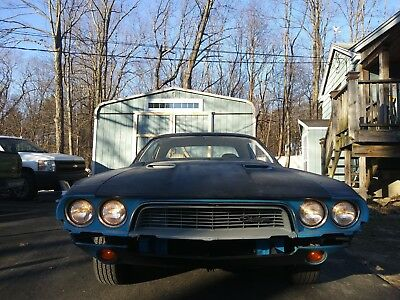 1973 Dodge Challenger `Rally / RT 1973 Dodge Challenger H code 340 Matching#