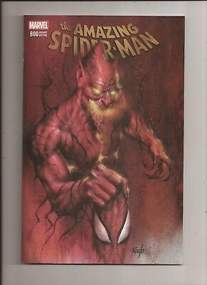 Amazing Spider-man 800 Lucio Parrillo Variant Red Goblin Marvel 2018 Carnage