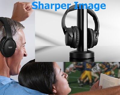 Sharper Image OwnZone Wireless TV & Other Headphones - 25% Off! - Great Gift!