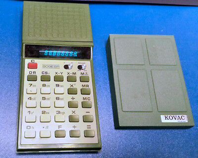 Kovac 809 ESR Vintage Calculator