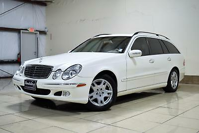 2005 Mercedes-Benz E-Class 3.2L WAGON 2005 Mercedes-Benz E-Class 3.2L E320 WAGON LOW MILES NAVIGAION SUNROOF MUST SEE