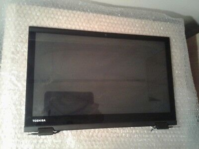 H000093650 Toshiba P55w-C Touch Screen Glass Bezel Lcd Complete Assembly Used