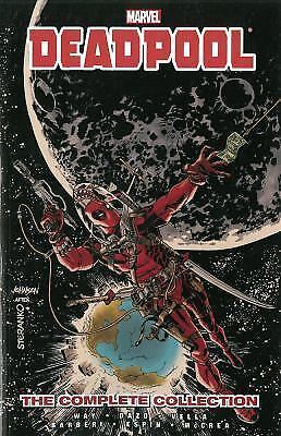 Deadpool by Daniel Way: The Complete Collection Volume 3 , Way, Daniel