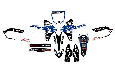 Yamaha YZF 250 - 450 2014 2015 2016 2017 Graphic decal kit stickers set yz250f