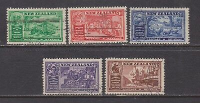 New Zealand 1936 Chambers of Commerce Set Used
