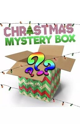 $49.99 Mysteries BOX 🎁 Christmas Gift For Kids 🎁 Anything possible 🎁Brand NEW
