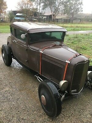 1931 Ford Model A  1931 Ford Model A 5 Window Coupe