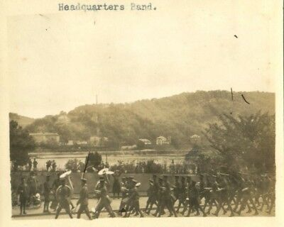 Headquarters Band, American Forces Germany, Coblenz, Germany c1920 Photo