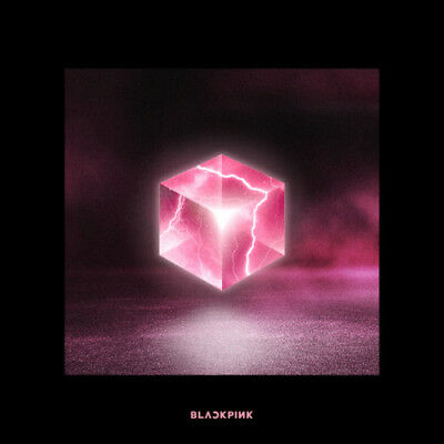 [BLACKPINK] 1st Mini Album [SQUARE UP] Random CD+Poster+PhotoBook+M.Book+Card