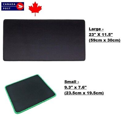 Professional Gaming Mouse Pad with High Quality Surface And Base