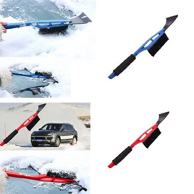 Car Vehicle Winter Snow Ice Scraper Snow Brush Broom Shovel Removal Universal