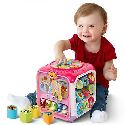 Vtech Touch And Discover Alphabet Town 8 Different Educational