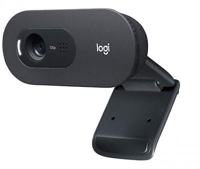 Logitech C270 Widescreen HD Webcam and 3 MP Designed for Video Calling Recording