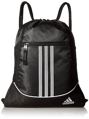 adidas Alliance II Sackpack. Unbranded. Free Shipping